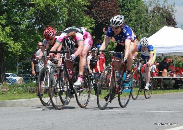 Tour de Syracuse Criterium - Women's Pro/1/2 Finish